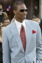 Bosh, Suited Up