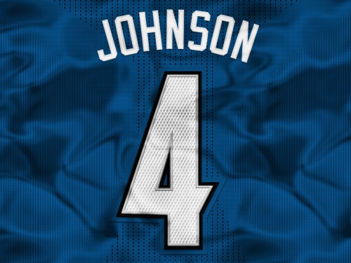 Wes Johnson Jerseys: Worthless? Or just worth less than they used to be?