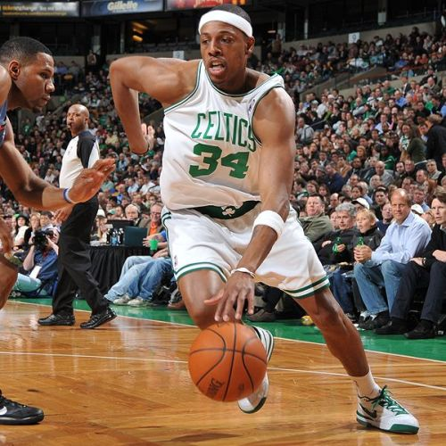 Paul Pierce is still a potent threat for Boston
