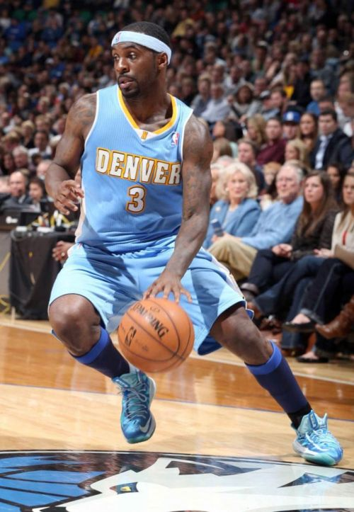 Ty Lawson and the Denver Nuggets take on the Twolves tonight in Minneapolis