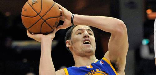 Klay Thompson: Not like Mych (but that's okay)