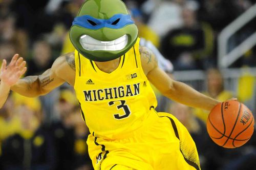 Trey Burke: Sewer Hero