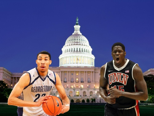Otto Porter and Anthony Bennett