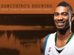 Corey Brewer is taking his smile to Minneapolis