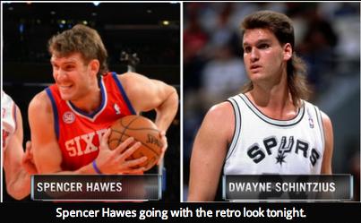 Hawes had a ways to go to achieve Schintzius-level greatness.