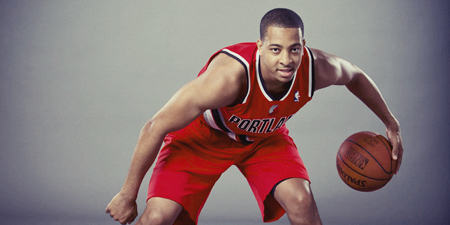 Wolves fans will get their first look at Blazers rookie C.J. McCollum in tonight's game at Portland.