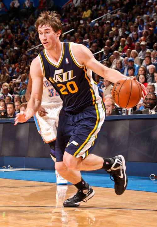 The Jazz could look like a different team if Gordon Hayward returns from injury tonight.