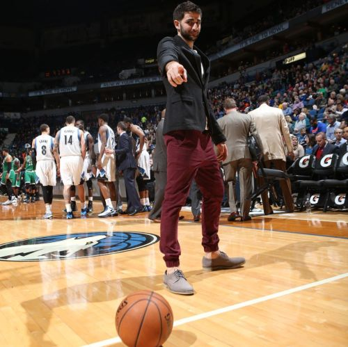 Ricky Rubio has been the subject of recent trade rumors
